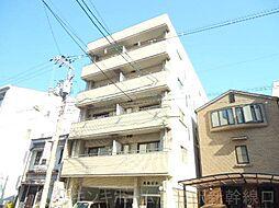 広島県広島市東区愛宕町の賃貸マンションの外観