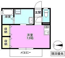 篠ノ井駅 3.8万円