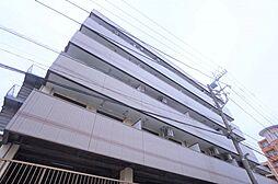 神奈川県川崎市宮前区土橋5丁目の賃貸マンションの外観