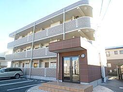 静岡県磐田市鳥之瀬の賃貸マンションの外観
