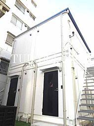 DEN OYAMA[1階]の外観