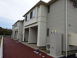 鳥取県鳥取市浜坂6丁目の賃貸アパートの外観