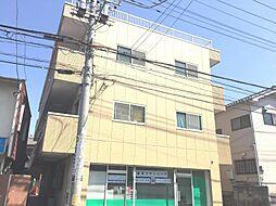 埼玉県川口市南鳩ヶ谷2丁目の賃貸マンションの外観