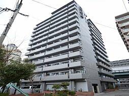 朝日プラザαポート神戸[8F号室]の外観
