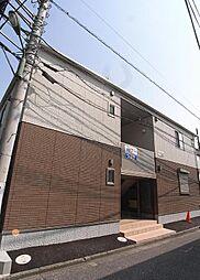 埼玉県朝霞市三原2丁目の賃貸アパートの外観