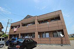 広島県広島市安佐南区川内3丁目の賃貸マンションの外観