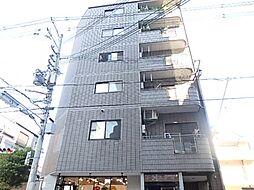 トラスティ今里[2階]の外観