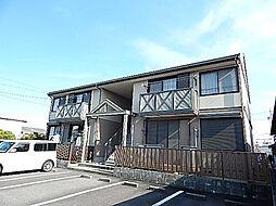 三重県鈴鹿市桜島町2丁目の賃貸アパートの外観