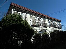 千葉県市川市国分7丁目の賃貸アパートの外観