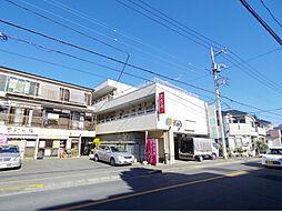 東京都東村山市富士見町3丁目の賃貸マンションの外観