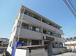 東京都足立区谷中4の賃貸マンションの外観