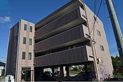 徳島県徳島市富田橋の賃貸マンションの外観