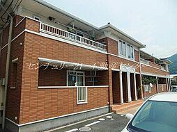 JR津山線 玉柏駅 徒歩21分の賃貸アパート