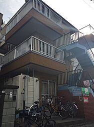 前川ハイツ[202号室]の外観