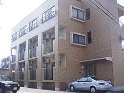 茨城県水戸市見和1丁目の賃貸マンションの外観