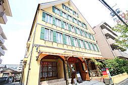 愛知県名古屋市天白区植田1の賃貸マンションの外観