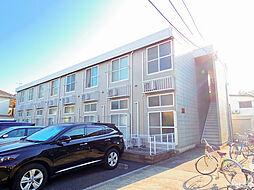 東京都小平市天神町1丁目の賃貸アパートの外観