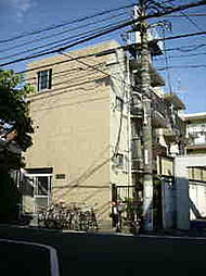 東京都中野区沼袋1丁目の賃貸マンションの外観