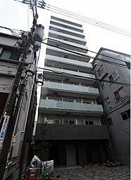 東京都板橋区中板橋の賃貸マンションの外観
