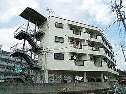 コーポあゆみ[4階]の外観