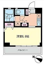 パラッツォイトウ[3階]の間取り