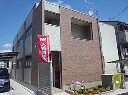 兵庫県尼崎市長洲中通3丁目の賃貸アパートの外観