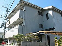 岡田マンション[205号室]の外観