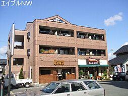 三重県松阪市嬉野中川新町2丁目の賃貸マンションの外観