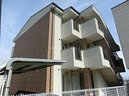 滋賀県大津市今堅田1丁目の賃貸マンションの外観