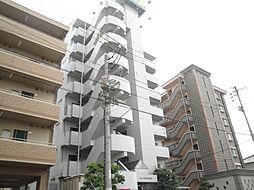 愛媛県松山市朝生田町7丁目の賃貸マンションの外観