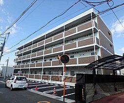 フレグランスヴィレッジ京田辺II[107号室]の外観