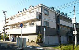 ローズガーデンK132番館[3階]の外観