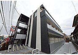 リブリ・テラ[1階]の外観
