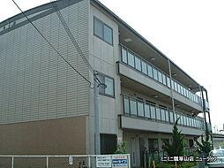大阪府東大阪市稲葉4丁目の賃貸マンションの外観
