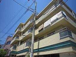 JR東海道本線 摂津本山駅 4階建[3階]の外観