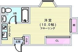 大阪市営四つ橋線 四ツ橋駅 徒歩5分
