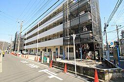 レジデンス横浜鶴見[201号室]の外観