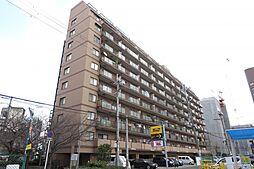朝日プラザ堺東II[606号室]の外観