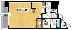 エスポルテ福島[8階]の間取り