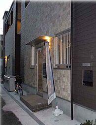ピースフル姫島[101号室]の外観
