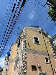 ユナイト蒔田サンタクララ[2階]の外観