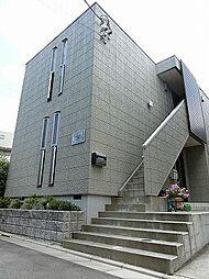 ファミールコート洗足S棟[1階]の外観