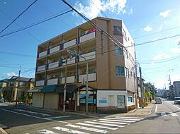 浜甲シーサイドマンション東[201号室]の外観