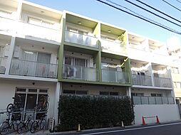 ホワイトベッセルN[2階]の外観