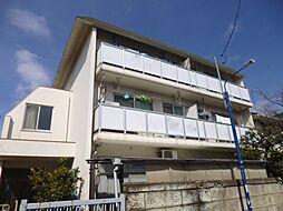 東京都中野区大和町2丁目の賃貸マンションの外観
