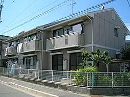 兵庫県伊丹市野間3丁目の賃貸アパートの外観