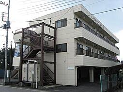 栃木県宇都宮市若草3丁目の賃貸マンションの外観