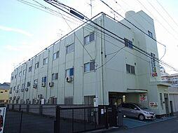 タイガースマンション[1階]の外観