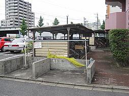 愛知県名古屋市北区東水切町3丁目の賃貸マンションの外観