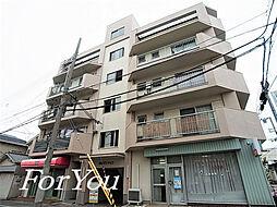 第二横田マンション[501号室]の外観